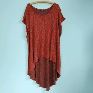 MBLM | high-low tunic